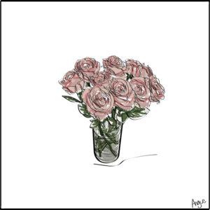 bouquet-de-roses